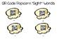 QR Code Popcorn Word Hunt