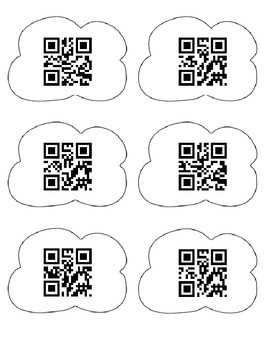 QR Code Popping ABCs {A letter recognition activity}