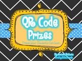 QR Code Prizes