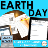 Earth Day QR Code Activity