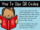 QR Code Read Aloud Books
