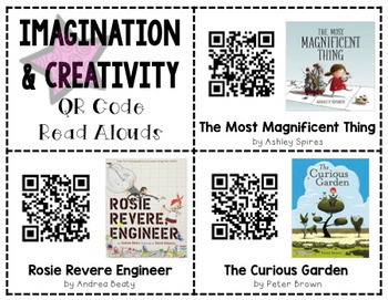 QR Code Read Alouds Bundle