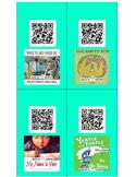 QR Code Read Aloud Listening Center Stories- 40 Popular Books
