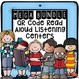 MEGA QR Code Read Aloud Listening Centers Bundle
