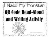 QR Code Read Aloud and Writing Activity