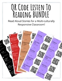 QR Code Read Alouds-- Daily 5 Listen To Reading BUNDLE