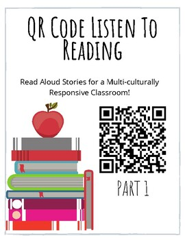 QR Code Read Alouds-- Daily 5 Listen To Reading PART 1