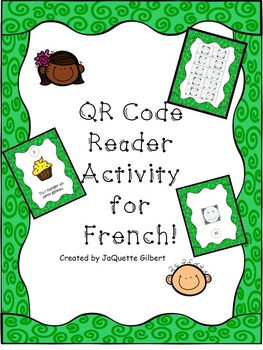 QR Code Reader Activity in French!