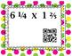 QR Code Reader Mixed Number operations