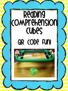 QR Code Reading Comprehension Question Cubes