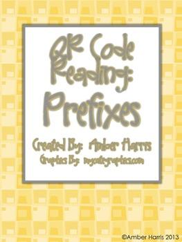 QR Code Reading Prefixes