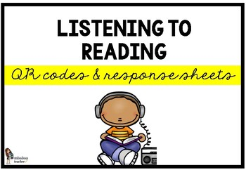 QR Code Reading & Response Sheets