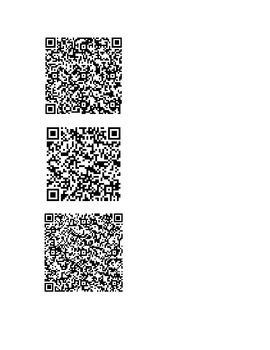QR Code Reading STAAR Prep