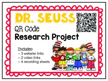 QR Code Research: Dr. Seuss