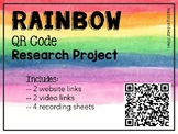 QR Code Research: Rainbows