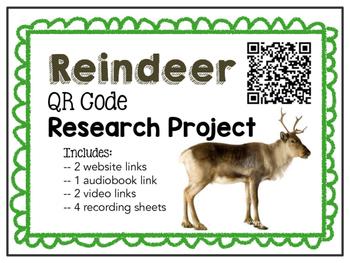 QR Code Research: Reindeer