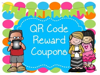 QR Code Reward Coupons