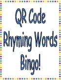 QR Code Rhyming Bingo