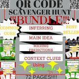 QR Code Scavenger Hunt - BUNDLE!