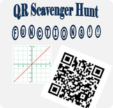 QR Code Scavenger Hunt for Linear Functions!