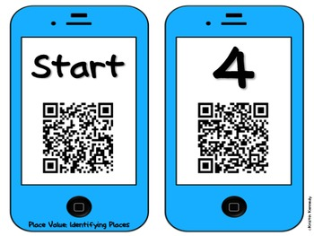 QR Code Scavenger Hunts: Grades 3 and 4 Math {Set 2}