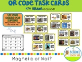 Science QR Code Science Review Magnetic or Not?