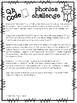 QR Code Short A Spelling Task Cards