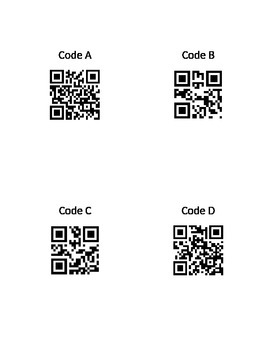 QR Code Si Clause Activity