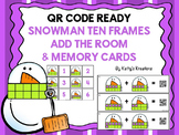 QR Code Snowman 10 Frames Add The Room & Memory Cards