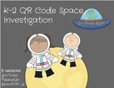 QR Code Space Investigation