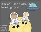 QR Code Space Investigation