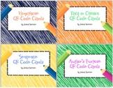QR Code Station Cards & Activity Guide (The Bundle)