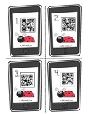 QR Code Subtraction