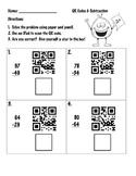 QR Code Subtraction
