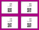 QR Code Task Cards: 3-Digit Subtraction
