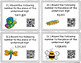 QR Code Task Cards: Buggy for Rounding