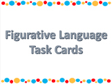 Figurative Language QR Code Task Cards
