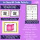 Long U QR Code Task Cards