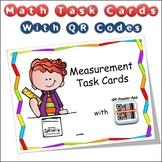 QR Code Task Cards Measurement (Even Broken Ruler) with Video Demonstration