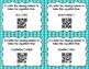 QR Code Task Cards: Properties of Multiplication