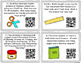 QR Code Task Cards: School Themed Word Problems