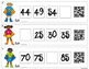 QR Code Task Cards: Super Skip Counting {Primary Version: 2s, 3s, 5s, 10s, 100s}