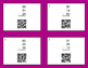 QR Code Task Cards: Three 2-Digit Subtraction