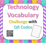 QR Code Technology Vocabulary Challenge