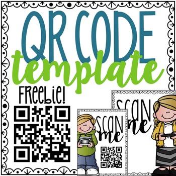 QR Code Template
