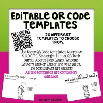 QR Code Templates
