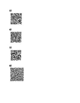 QR Code - Vector Review