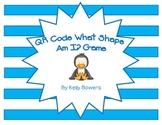 QR Code What Shape Am I? Game