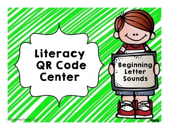 QR Code- What's The Beginning Letter