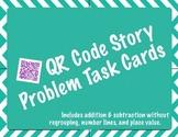 QR Code Word Problem Task Cards